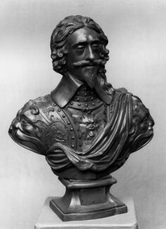 King Charles I, possibly after Hubert Le Sueur, based on a work of circa 1635 - NPG 297 - © National Portrait Gallery, London
