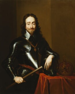 King Charles I, after Sir Anthony van Dyck, based on a work of 1635-1636 - NPG 843 - © National Portrait Gallery, London