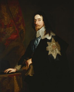King Charles I, after Sir Anthony van Dyck, based on a work of 1635-1637 - NPG 2137 - © National Portrait Gallery, London