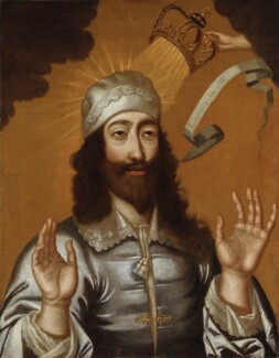 King Charles I, by Unknown artist - NPG 4836
