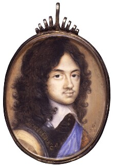 King Charles II, by David Des Granges, after  Adriaen Hanneman - NPG 6276
