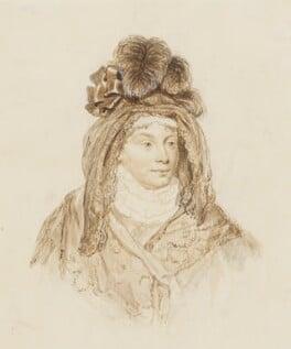 Charlotte of Mecklenburg-Strelitz, attributed to (Isaac) Robert Cruikshank, after  Henry Meyer - NPG 2788