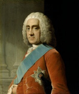 Philip Dormer Stanhope, 4th Earl of Chesterfield, by Allan Ramsay - NPG 533