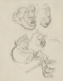 G.K. Chesterton, by Sir David Low - NPG 4529(83)