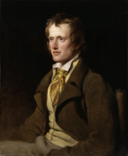 John Clare, by William Hilton, 1820 - NPG 1469 - © National Portrait Gallery, London