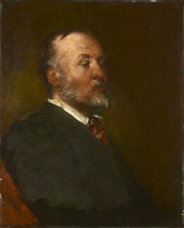 Sir Andrew Clark, 1st Bt, by George Frederic Watts, 1893 - NPG 1003 - © National Portrait Gallery, London
