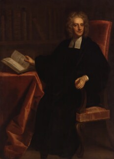 Samuel Clarke, by Unknown artist - NPG 266