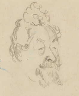 Willie Clarkson, by Sir David Low - NPG 4529(86)