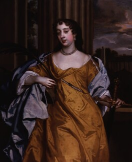 Barbara Palmer (née Villiers), Duchess of Cleveland, after Sir Peter Lely, based on a work of circa 1666 - NPG 387 - © National Portrait Gallery, London