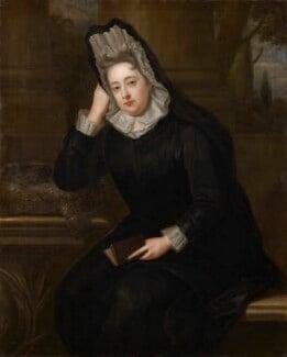 Barbara Palmer (née Villiers), Duchess of Cleveland, after Sir Godfrey Kneller, Bt, circa 1705, based on a work of circa 1705 - NPG 427 - © National Portrait Gallery, London