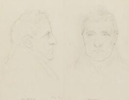 William Harry Vane, 1st Duke of Cleveland, by Sir Francis Leggatt Chantrey - NPG 316a(17)