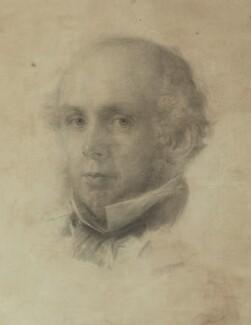 Arthur Hugh Clough, by Samuel Rowse - NPG 3314