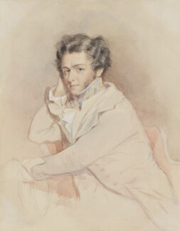 Charles Robert Cockerell, by Alfred Edward Chalon - NPG 5096