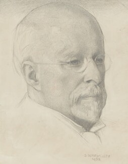 Sir Sydney Cockerell, by Dorothy Hawksley - NPG 4325