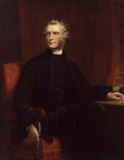 John William Colenso, by Samuel Sidley - NPG 1080