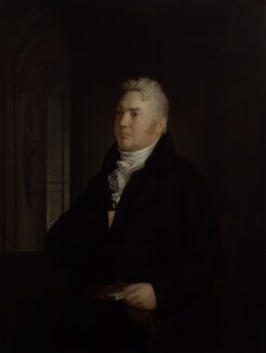Samuel Taylor Coleridge, by Washington Allston - NPG 184