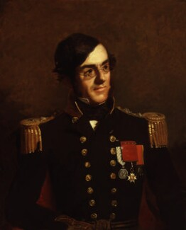Sir Richard Collinson, replica by Stephen Pearce - NPG 914