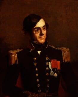 Sir Richard Collinson, replica by Stephen Pearce, 1850-1886 - NPG 914 - © National Portrait Gallery, London