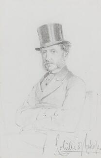 Charles John Colville, 1st Viscount Colville, by Frederick Sargent - NPG 1834(h)