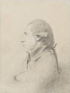 William Combe, by George Dance - NPG 2029