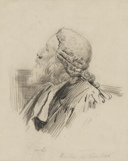Andrew Commins, by Sydney Prior Hall - NPG 2259