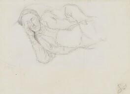 Charles Edward Conder, by Sir William Rothenstein, circa 1896 - NPG 2558 - © National Portrait Gallery, London
