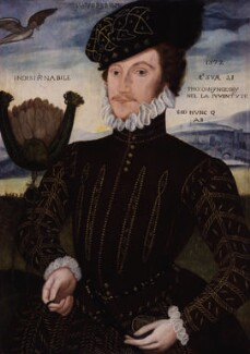 Sir Thomas Coningsby, by Unknown artist, 1572 - NPG 4348 - © National Portrait Gallery, London