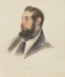 Arthur Conolly, by James Atkinson - NPG 825