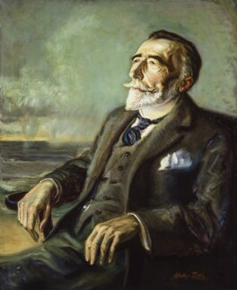 Joseph Conrad, by Walter Tittle - NPG 2220
