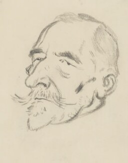 Joseph Conrad, by Sir David Low - NPG 4529(93)
