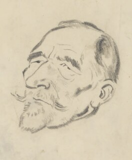 Joseph Conrad, by Sir David Low - NPG 4529(94)