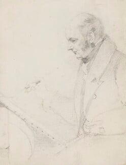 John Constable, by Daniel Maclise - NPG 1458