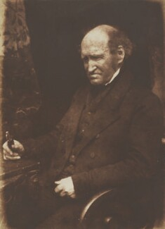 George Cook, by David Octavius Hill, and  Robert Adamson - NPG P6(13)