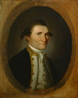 James Cook, by John Webber, November 1776 - NPG 26 - © National Portrait Gallery, London