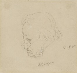 Abraham Cooper, by Charles Hutton Lear - NPG 1456(2)