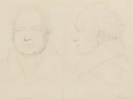 Sir Astley Paston Cooper, 1st Bt, by Sir Francis Leggatt Chantrey - NPG 316a(20)