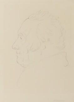 Sir Astley Paston Cooper, 1st Bt, by Sir Francis Leggatt Chantrey - NPG 316a(21)