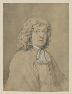 Samuel Cooper, copy of a self-portrait by Samuel Cooper - NPG 2891