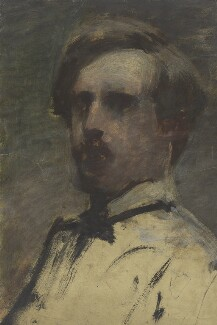 Alfred Chantrey Corbould, by Philip William ('Phil') May, 1897 - NPG 2436 - © National Portrait Gallery, London