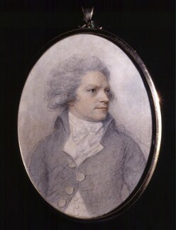 Richard Cosway, by Richard Cosway - NPG 304