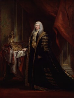Charles Pepys, 1st Earl of Cottenham, by Charles Robert Leslie - NPG 5149