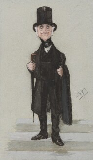 Thomas Francis Fremantle, 1st Baron Cottesloe, by Sir Leslie Ward - NPG 3190
