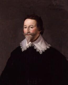 Francis Cottington, 1st Baron Cottington, by Unknown artist, 1634? - NPG 605 - © National Portrait Gallery, London