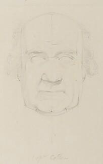Captain Cotton, by Sir Francis Leggatt Chantrey - NPG 316a(22)