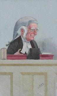 Sir Henry Cotton, by Sir Leslie Ward - NPG 2704