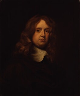 Abraham Cowley, after Sir Peter Lely, based on a work of circa 1660 - NPG 74 - © National Portrait Gallery, London