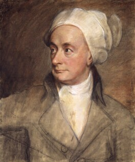 William Cowper, by George Romney - NPG 1423