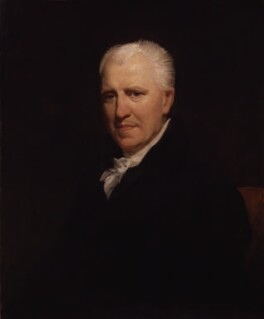 George Crabbe, by Henry William Pickersgill - NPG 1495
