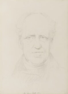 George Crabbe, by Sir Francis Leggatt Chantrey - NPG 316a(24a)
