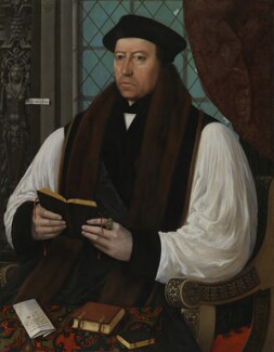 Thomas Cranmer, by Gerlach Flicke, 1545-1546 - NPG 535 - © National Portrait Gallery, London